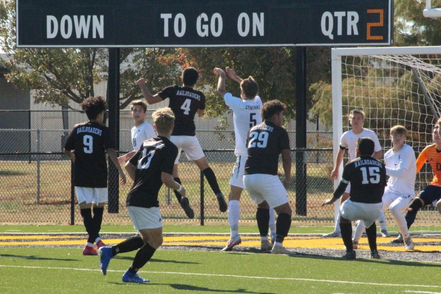 Soccer Regionals vs. Emporia and Andover Central – Oct. 29/Oct. 31