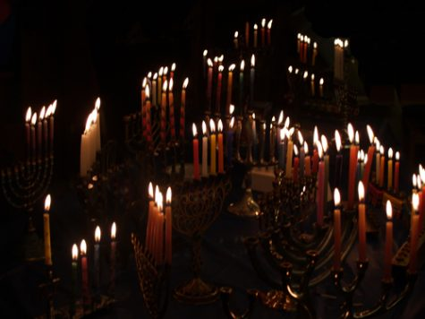 What is the celebration of Hanukkah?
