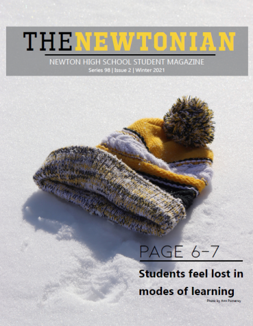 The Newtonian, Issue 2 (Winter 2021)