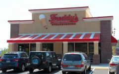 Students share excitement for Freddy's location