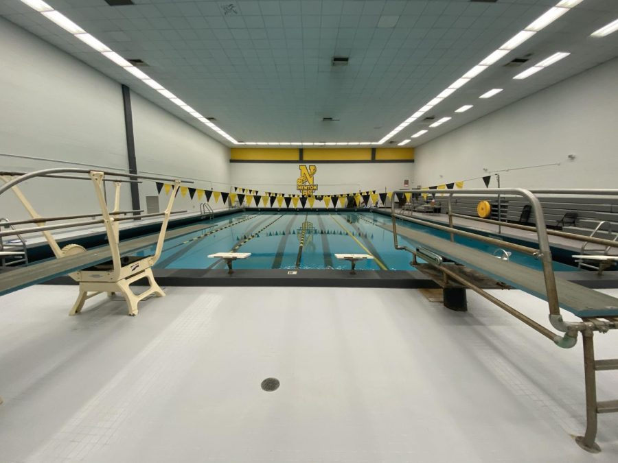 Work concludes on pool renovations