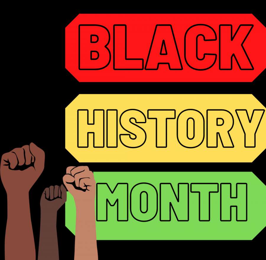 Students+share+thoughts+on+Black+History+Month