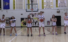 Navigation to Story: VIDEO: Basketball Senior Night vs Salina Central