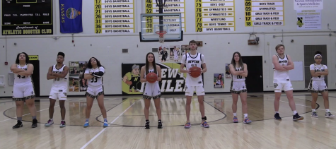 VIDEO: Basketball Senior Night vs Salina Central