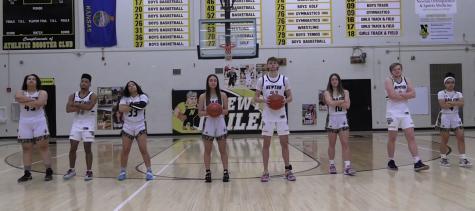 VIDEO: Basketball Senior Night vs Salina Central