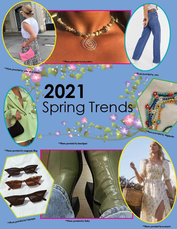 2021 Spring Trends