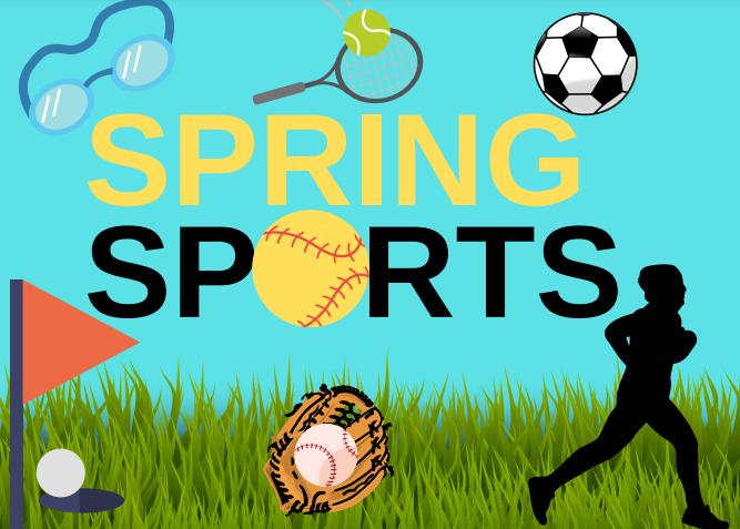Spring+sports+in+full+swing