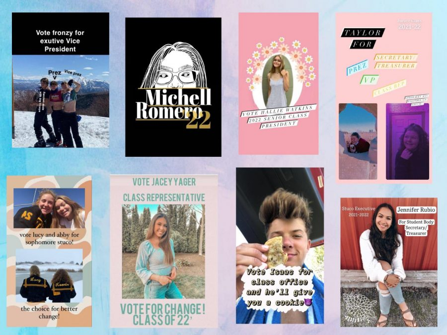 StuCo campaigns move to virtual format