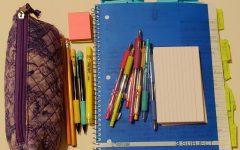 Students debate best school supplies