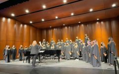 Choir participates in virtual competition