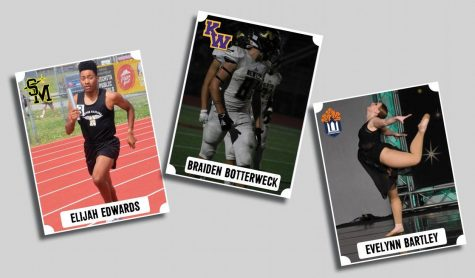 Athletes commit to play at the next level