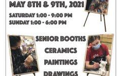 Art department hosts annual art show