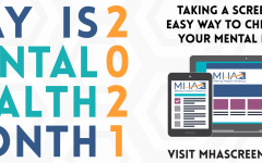 Mental Health Awareness Month celebrated in May