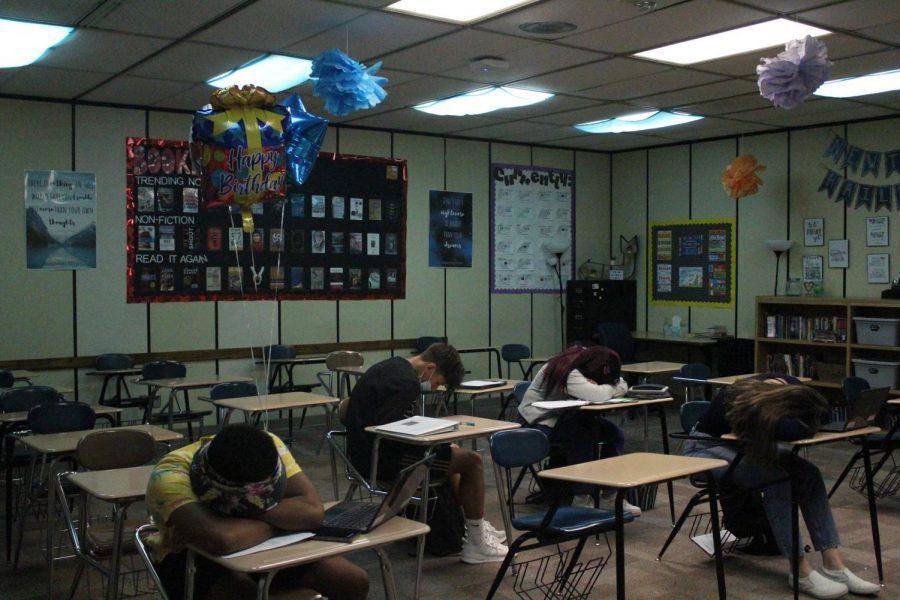 Seniors struggle with motivation throughout pandemic