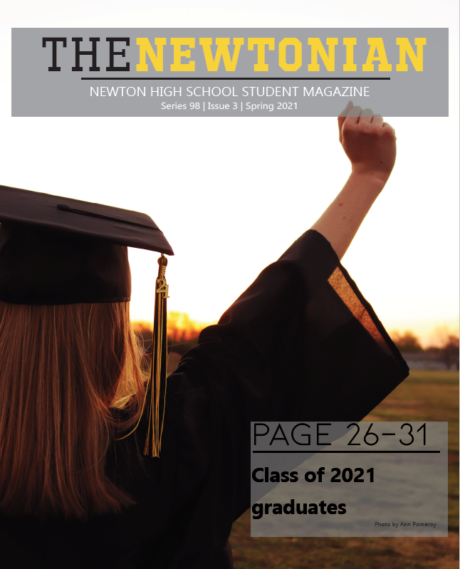 The Newtonian, Issue 3 (Spring 2021)