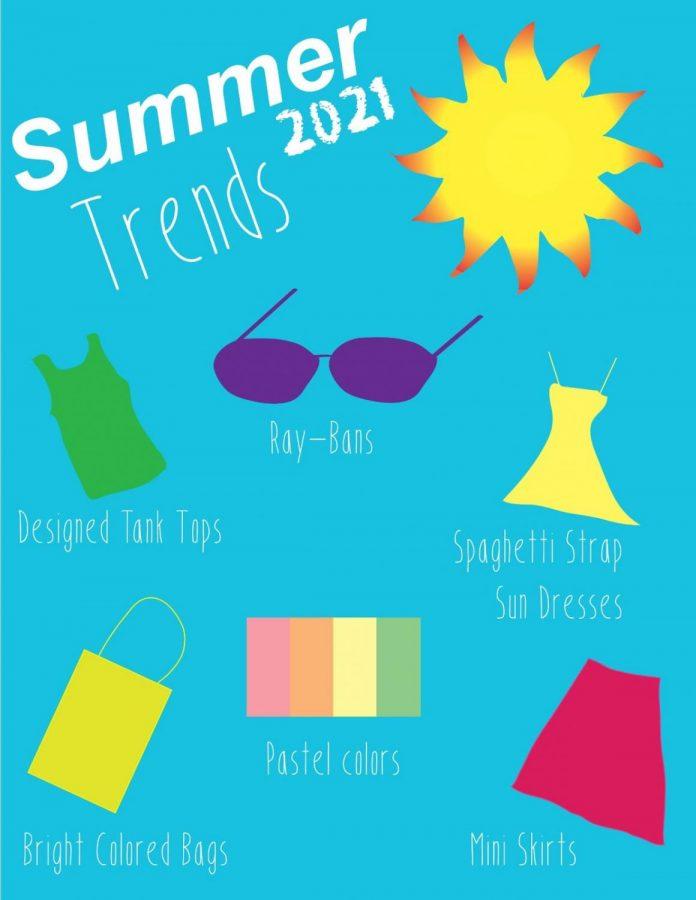 2021 Summer Trends