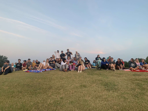 Class of 22 hosts senior sunrise
