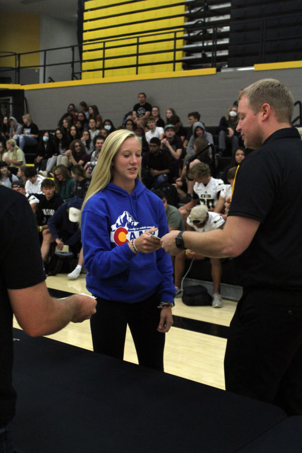 Academic Awards and Clubs – Sept. 10