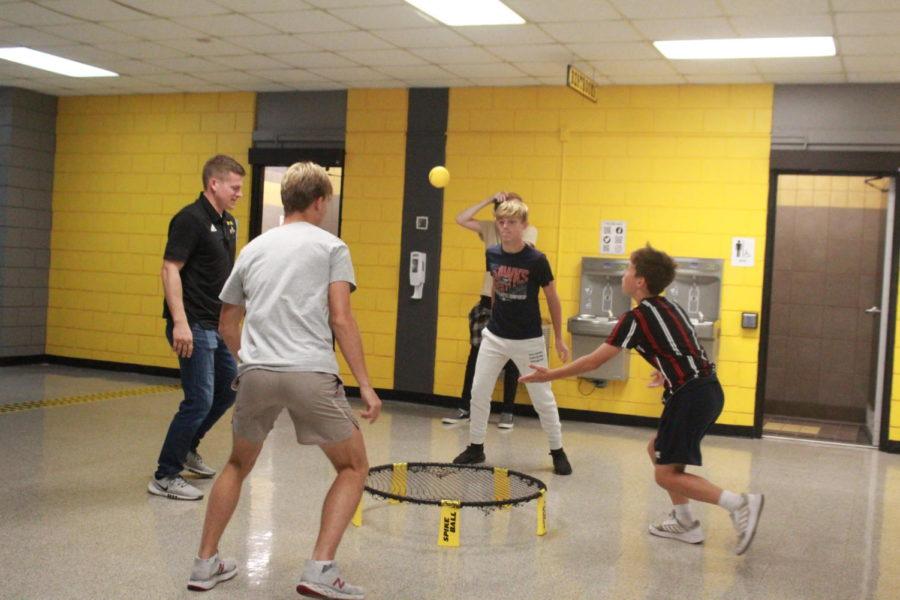 School Activities. Sept. 3 – Sept. 9