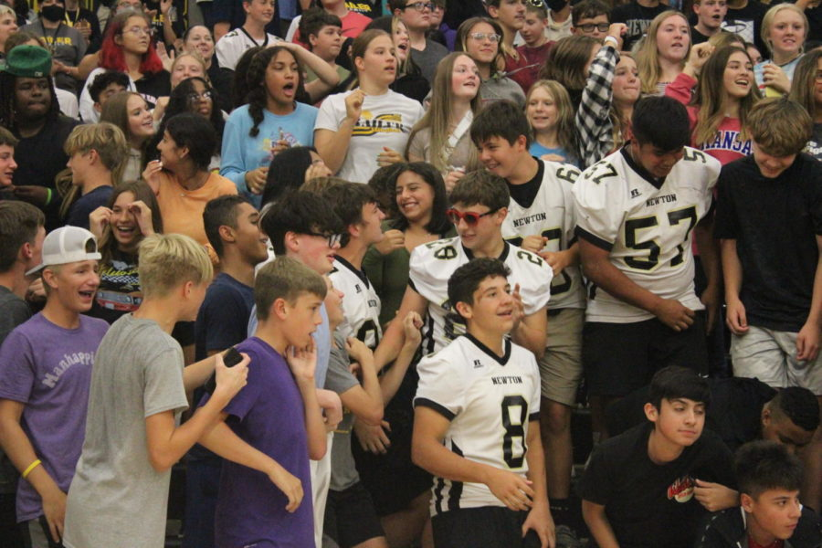 Pep Assembly Sep. 3