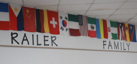 NHS Welcomes 21-22 Foreign Exchange Students