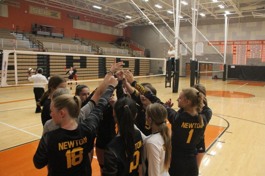 JV Volleyball – Sep 9