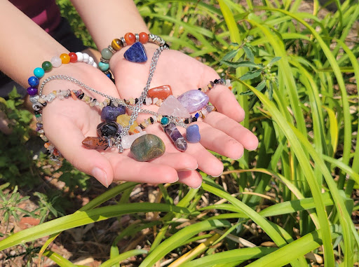 Crystals rise in popularity with influence from social media platforms such as Instagram and TikTok.