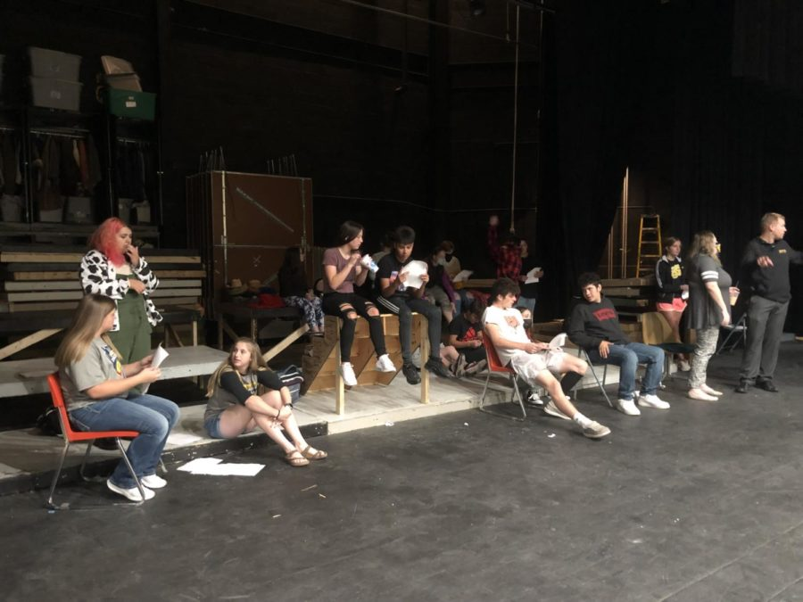 Theater of The Oppressed Skits – Sep 29